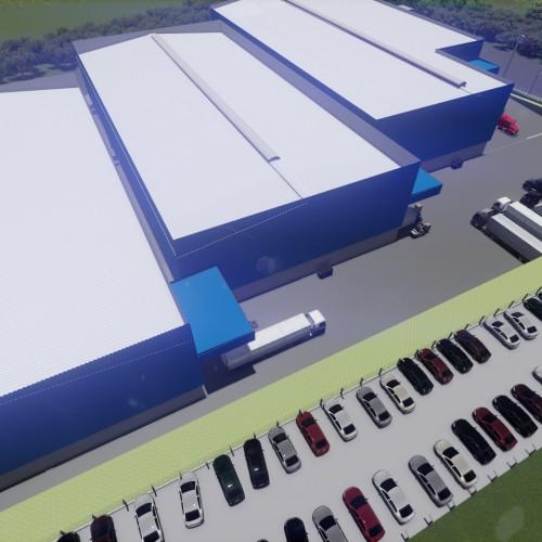 Brise 1   Rem Holding   Condomínio Empresarial em Itatiba   Galpão para locação em Itatiba  Condomínio Industrial e Logístico em Campinas