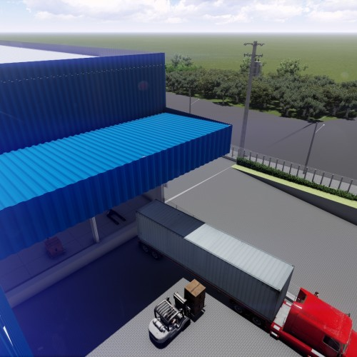 Brise 1   Rem Holding   Condomínio Empresarial em Itatiba   Galpão para locação em Itatiba  Condomínio empresarial em Campinas