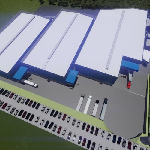Brise 1   Rem Holding   Condomínio Empresarial em Itatiba   Galpão para locação em Itatiba  Condomínio empresarial em Itupeva