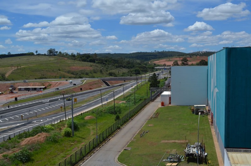 Brise 1   Rem Holding   Condomínio Empresarial em Itatiba   Galpão para locação em Itatiba  DSC 0034